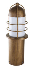 Eglo 20643A - Outdoor Post Light