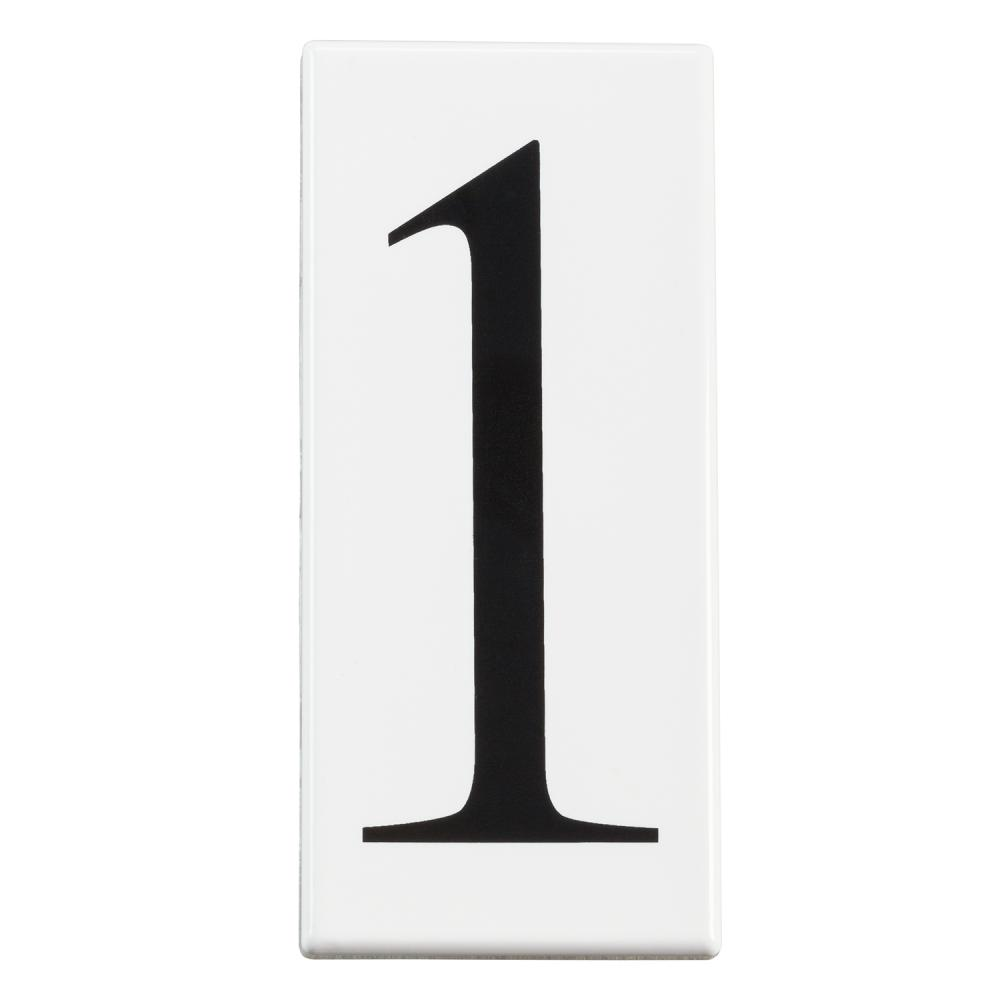 Number 1 Panel (10 pack)