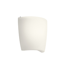 Kichler 10689WH - Wall Sconce 1Lt Fluorescent