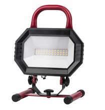 Elegant PWL5000R - LED PORTABLE WORK LIGHT, 4000K, 102�, CRI80, UL, 15W, 100W EQUIVALENT, 35000HRS, LM1000, NON-DIMMABL
